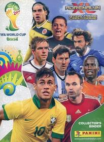Panini Adrenalyn XL Klaser 2014 Fifa World Cup Brasil