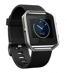 Fitbit Blaze S Black-Silver