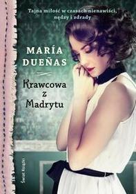 Świat Książki Krawcowa z Madrytu Maria Duenos