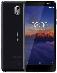 Nokia 3.1 16GB Dual Sim Czarny