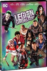 Galapagos LEGION SAMOBÓJCÓW Płyta DVD)