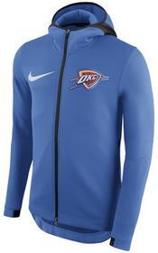 Nike Męska dzianinowa bluza z kapturem Jordan Wings Fleece Szary 860200 063