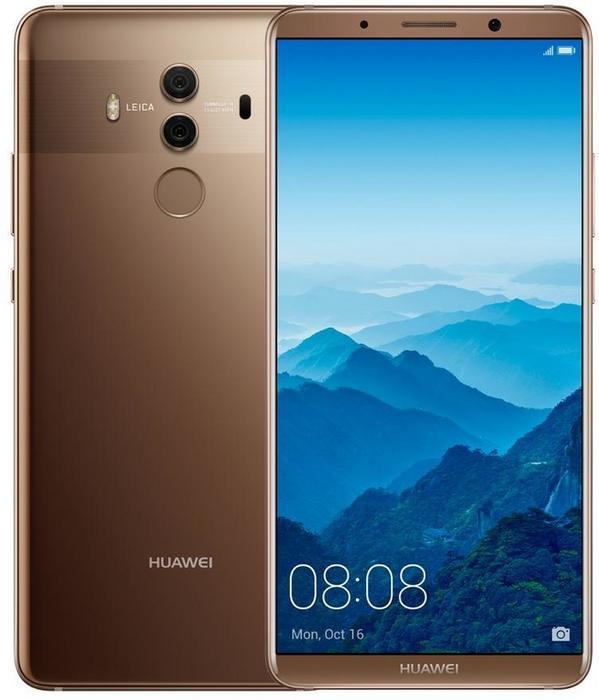 Huawei Mate 10 Pro 128GB Dual Sim Brązowy