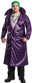 RUBIES Plus Size Deluxe sala Squad Joker Costume Plus Size 17992_NS