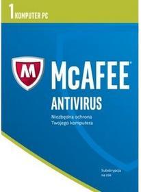 McAfee AntiVirus 2017