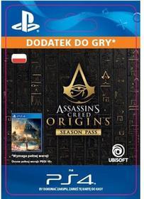 Sony Assassins Creed Origins season pass [kod aktywacyjny]
