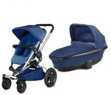 Quinny BUZZ XTRA 4 2w1 BLUE BASE