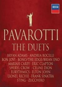Luciano Pavarotti The Duets DVD)