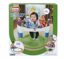 Little Tikes LT Centrum Zabaw Kojec Kolejka Discover&Learn 635984M