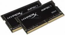 HyperX 16GB 2x8GB 2666MHz DDR4 CL15 SODIMM Impact