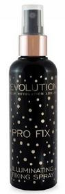 Makeup Revolution MAKE UP REVOLUTION Pro Fix Illuminating Spray utrwalający makijaż 100ml