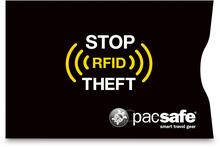 Pacsafe RFIDsleeve 25 etui na karty / zestaw - 2szt. PRF10360100