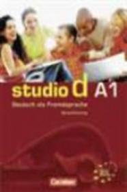 Studio d A1 Sprachtraining Zeszyt ćwiczeń - Cornelsen