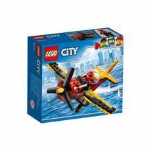LEGO City Samolot wyścigowy 60144