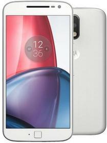 Lenovo Moto G4 Plus 16GB Dual Sim Biały