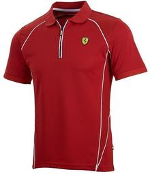 Ferrari SCUDERIA Polo Performance Tee 4055263530296