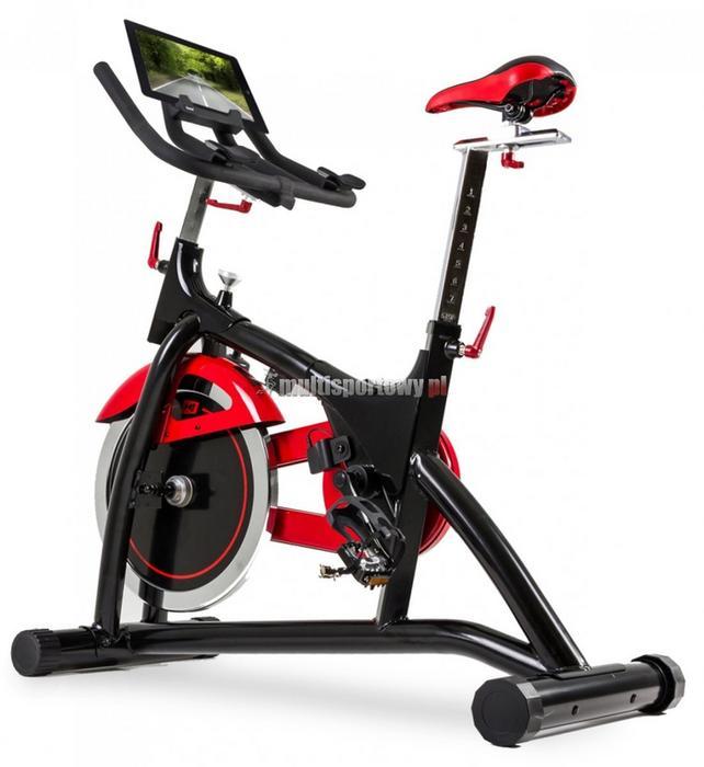 Hop-Sport Rower treningowy spiningowy HS-085IC Gravity