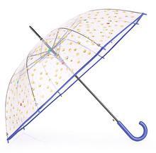 Happy Rain Parasolka długa Emoticons 40980 blue