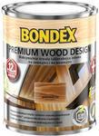 Bondex Lakierobejca  Premium Wood Design 12 lat mahoń 0 75 l