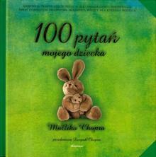 Książnica 100 pytań mojego dziecka Mallika Chopra