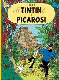 Egmont Przygody Tintina. T.23 Tintin i Picarosi
