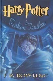 Rowling Joanne K. Harry Potter i Zakon Feniksa