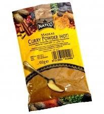 Natco Curry Proszek Ostry (Curry Powder Hot) 100 gram P049