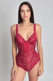 Koronkowe body Classic Lace