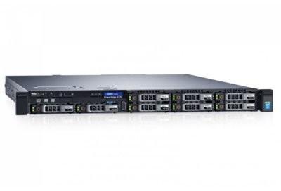 Dell Serwer PowerEdge R330 E3-1220 v6 8GBub 300GB SAS 10k 2,5 w 3,5'' H330 DVD-RW 2x350W 3yNBD iEXP PER330PL2a + szyny