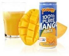 Philippine Sok z mango 100% - Philippine - 250ml 98F3-3479E