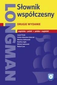 Longman Longman Słownik współczesny angielsko polski polsko angielski + CD - Jacek Fisiak, Arleta Adamska-Sałaciak, Mariusz Idzikowski
