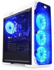 LC Power Gaming 988W Blue Typhoon biała