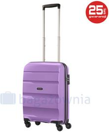 Samsonite AT by Mała walizka kabinowa AT BON AIR 59422 Lawendowa - lawendowy