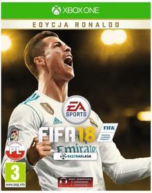 Gra Xbox ONE FIFA 18 Deluxe Edition 5030937122280