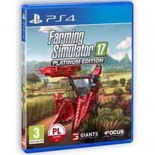 Farming Simulator 17 Edycja Platynowa PS4