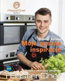 Burda książki Moje pyszne inspiracje - Damian Kordas