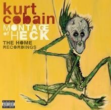 Montage Of Heck The Home Recordings PL Deluxe Edition) CD) Kurt Cobain
