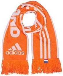 Adidas Szalik kibica Męskie Euro 2016 Holland, pomarańczowa, jeden rozmiar AO4244