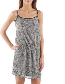 Camaeu Damska sukienka z nadrukiem skóry dzikich zwierząt 487446_0902