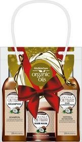 GlySkinCare DIAGNOSIS S.A. Zestaw COCONUT Organic Oil