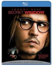 Sekretne okno Blu Ray) David Koepp