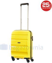 Samsonite AT by Mała walizka kabinowa AT BON AIR 59422 Żółta - żółty