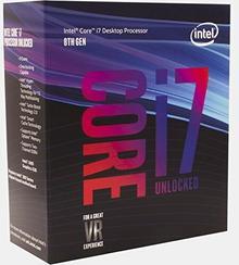 Intel Core i7 8700 K Processor (6 X zegarem 3.7 GHz, 12 MB pamięci podręcznej L3, Boxed bez chłodnicy) BX80684I78700K