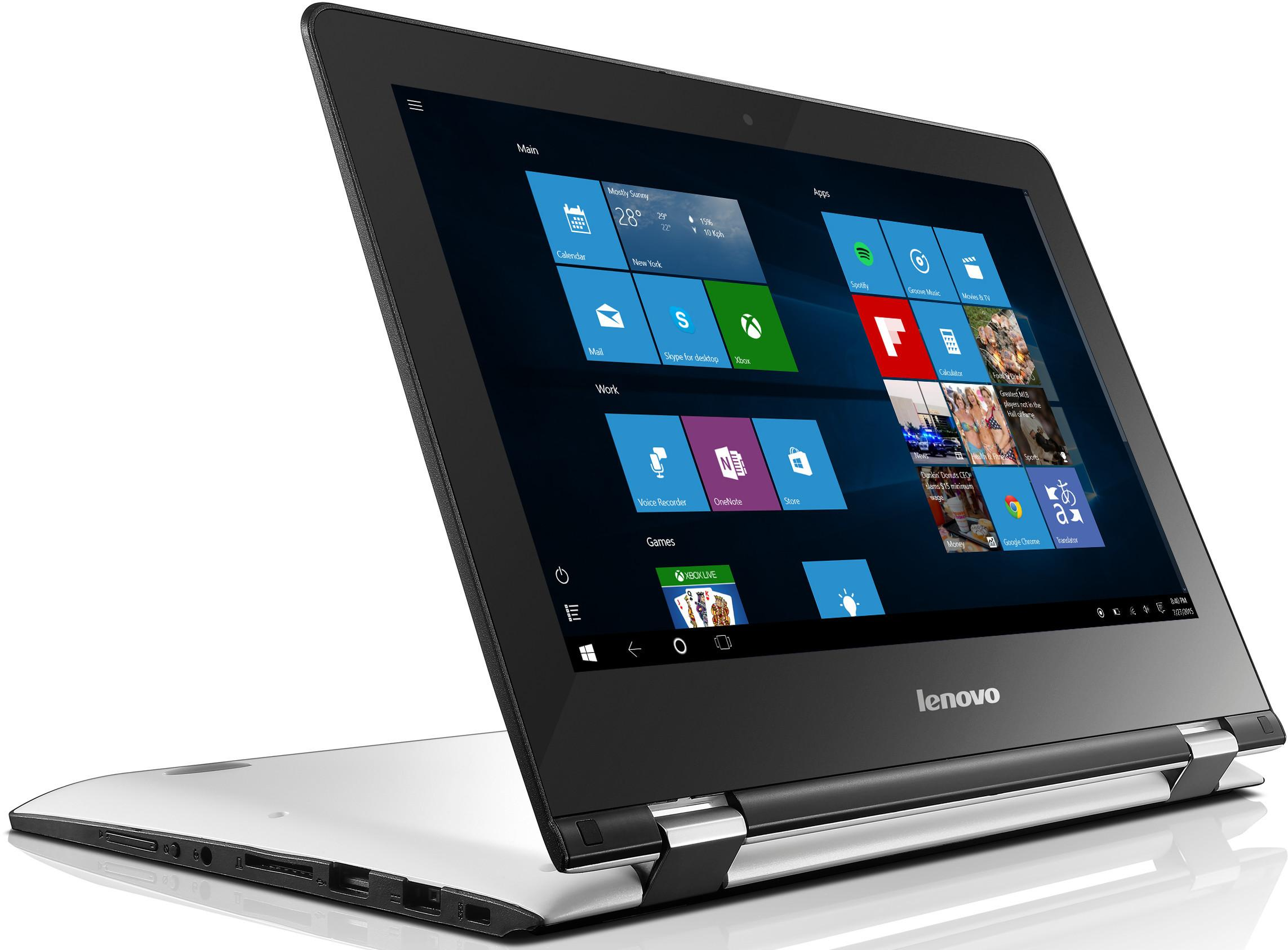 Lenovo IdeaPad Yoga 300 (80M100VSPB)