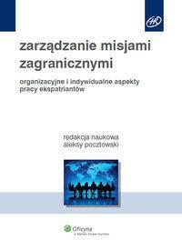 Zarządzanie misjami zagranicznymi - dostępny od ręki, wysyłka od 2,99