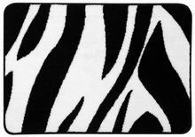 Dywanik łazienkowy 60 x 90 cm zebra Sealskin Safari 293553619