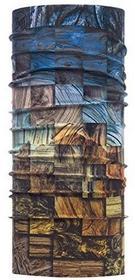 Buff Wood Collage High UV chusta wielofunkcyjna szal ochronę twarzy Bandana opaska na czoło Bandana ochronę twarzy opaska na czoło, kolor: kolorowy , rozmiar: jeden rozmiar 117010.555.10.00