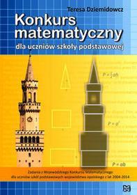 Nowik Konkurs matematyczny dla uczniów szkoły podstawowej - Teresa Dziemidowicz