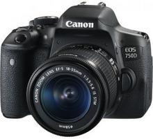 Canon EOS 750D + 18-55 IS STM