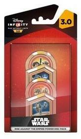 Disney Infinity 3.0 Powstanie przeciw Imperium Zestaw figurek Dyski Mocy 4 szt 1283425